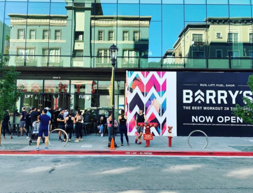 SR Barry's Bootcamp 2019